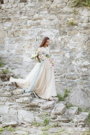Calm, Ethereal & Romantic Lake Como Wedding Inspiration | Valentina Operandi 26
