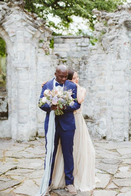 Calm, Ethereal & Romantic Lake Como Wedding Inspiration | Valentina Operandi 34