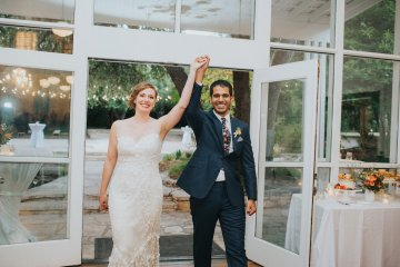 Colorful & Eclectic Americana Wedding in Texas | Amber Vickery Photography 18