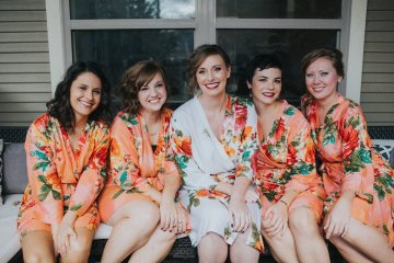 Colorful & Eclectic Americana Wedding in Texas | Amber Vickery Photography 6