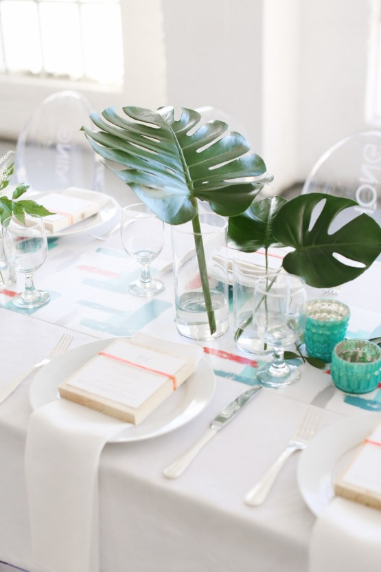 Colorful Rooftop Wedding With Geometric Modern Designs   Christian + Reinna Cruz 60