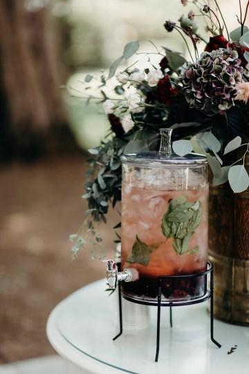 Cool Pampas Grass Wedding With Deep Berry Tones | Cedarwood Weddings 40