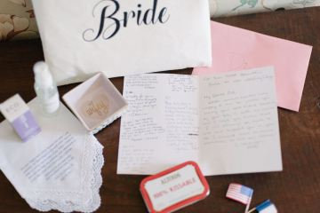 Dreamy Pink Wedding In France | Marion Heurteboust 2