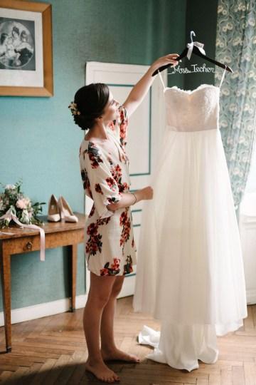 Dreamy Pink Wedding In France | Marion Heurteboust 20