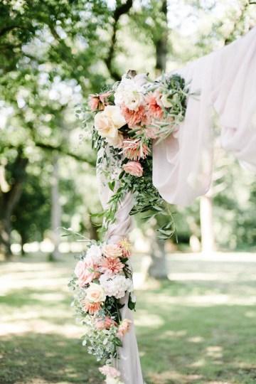 Dreamy Pink Wedding In France   Marion Heurteboust 37