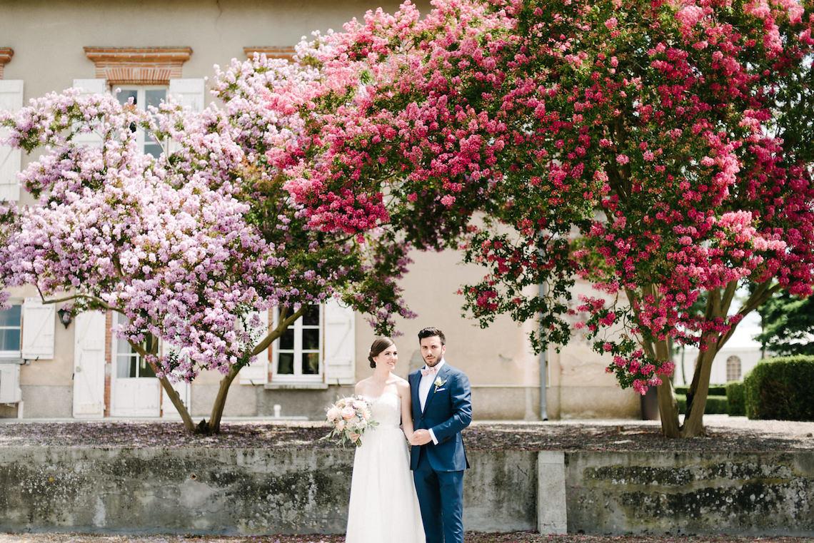 Dreamy Pink Wedding In France | Marion Heurteboust 4