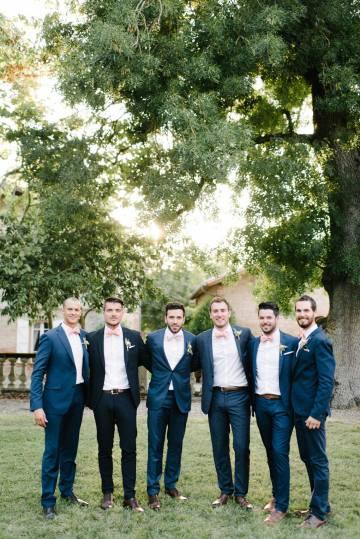 Dreamy Pink Wedding In France | Marion Heurteboust 47