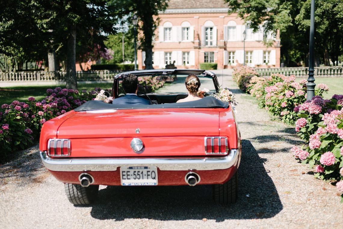 Dreamy Pink Wedding In France | Marion Heurteboust 6