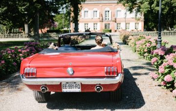 Dreamy Pink Wedding In France