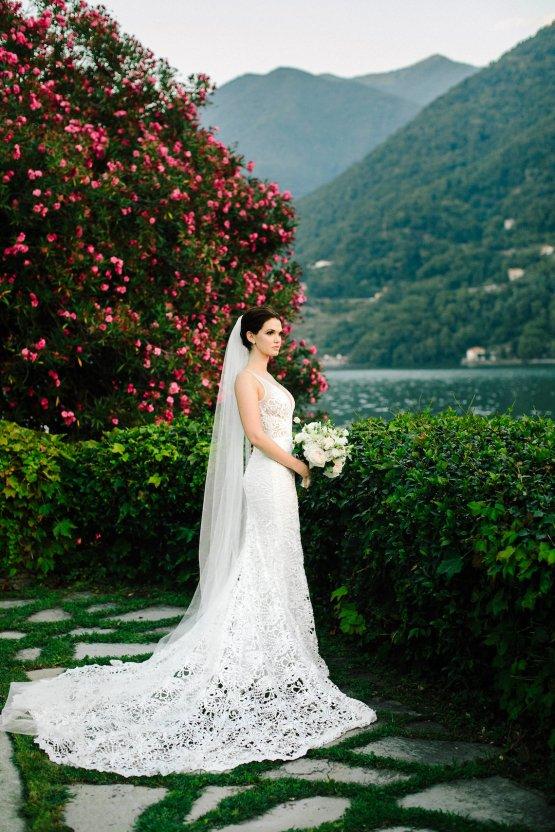 Glamorous Lakeside Italian Destination Wedding | Jeff Brummett Visuals 46