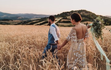 Italian Countryside Wedding With Old-World Charm