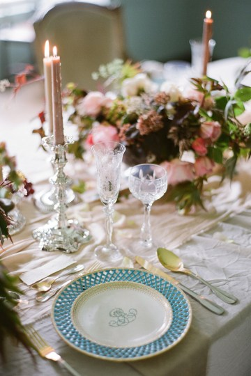 Opulent Wedding Romance In A Historic English Estate | Taylor and Porter 48