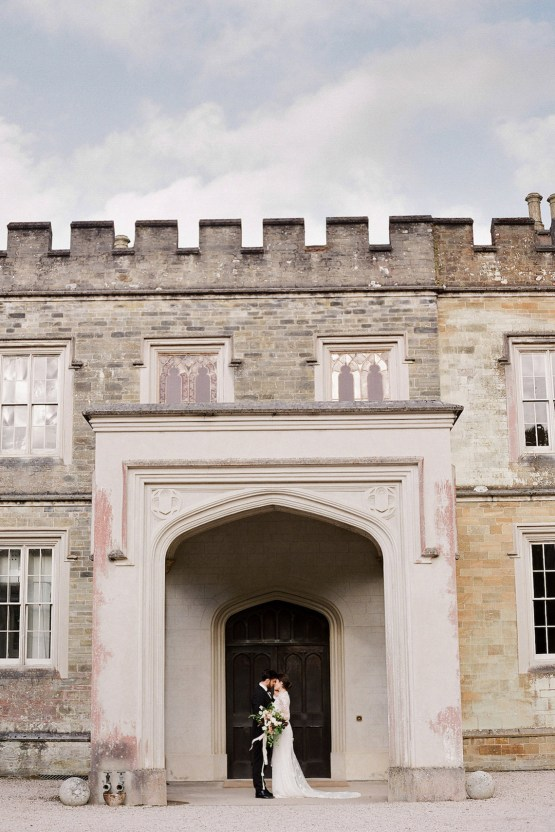 Opulent Wedding Romance In A Historic English Estate | Taylor and Porter 62