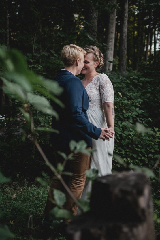 Rustic, Woodsy, Oh So Sweet Vow Renewal | Sweet Adeline Photograhy 63