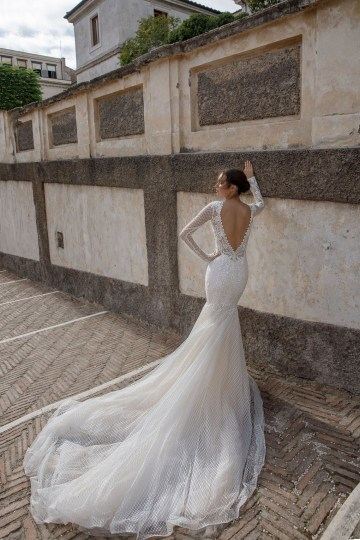 The Glamourous & Luxurious Ever After Wedding Dress Collection By Birenzweig 14