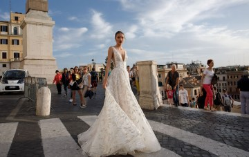 The Glamourous & Luxurious 'Ever After' Wedding Dress Collection By Birenzweig