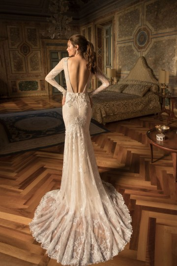 The Glamourous & Luxurious Ever After Wedding Dress Collection By Birenzweig 27