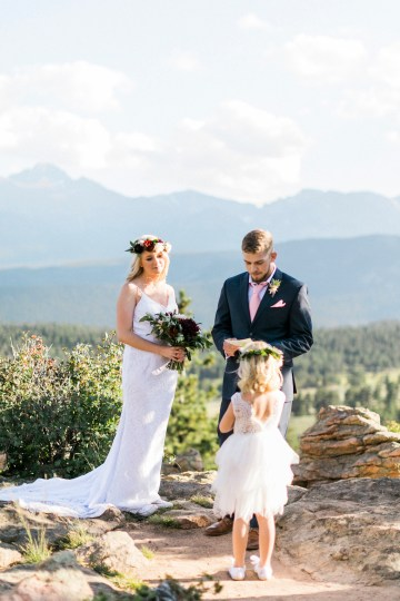 A Scenic Rocky Mountain Elopement | Sarah Porter Photography 44