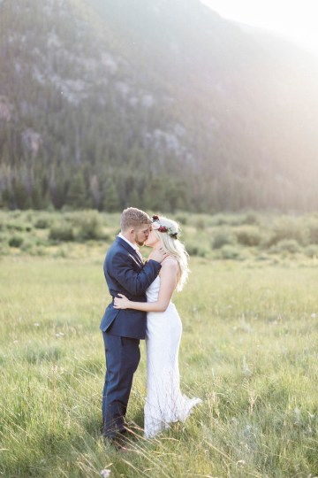 A Scenic Rocky Mountain Elopement | Sarah Porter Photography 56