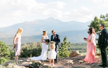 A Scenic Rocky Mountain Elopement