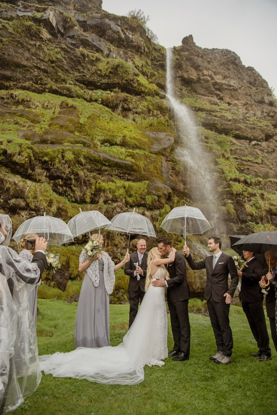 Adventurous Rainy Wedding In Iceland (With Waterfalls!) | Your Adventure Wedding 4