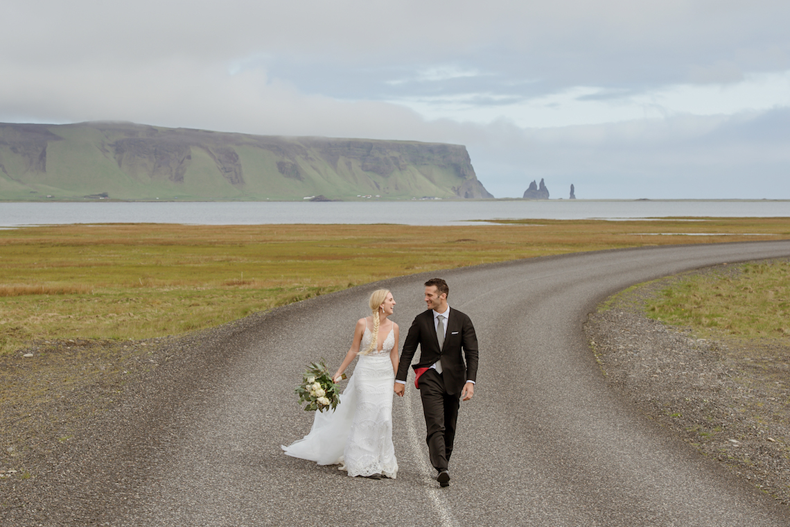 Adventurous Rainy Wedding In Iceland (With Waterfalls!) | Your Adventure Wedding 55
