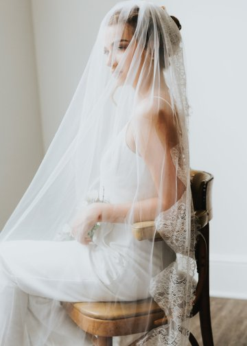 Cool Courthouse Wedding Inspiration Featuring A Bridal Jumpsuit | Rachel Birkhofer Photography 30