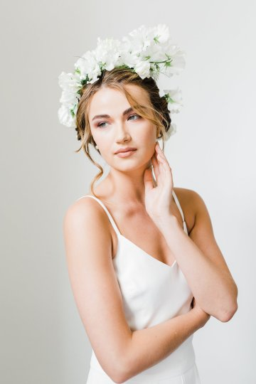 Cool Courthouse Wedding Inspiration Featuring A Bridal Jumpsuit | Rachel Birkhofer Photography 5