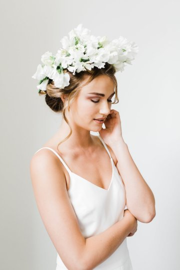 Cool Courthouse Wedding Inspiration Featuring A Bridal Jumpsuit | Rachel Birkhofer Photography 6