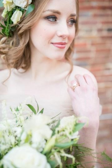 Gorgeous Buttercream & Ivory Wedding Inspiration | Anna + Mateo 10