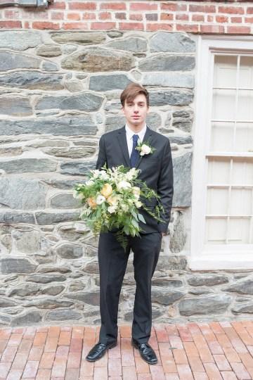 Gorgeous Buttercream & Ivory Wedding Inspiration | Anna + Mateo 13