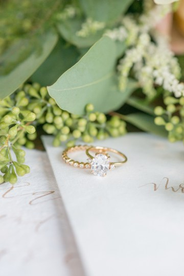 Gorgeous Buttercream & Ivory Wedding Inspiration | Anna + Mateo 17