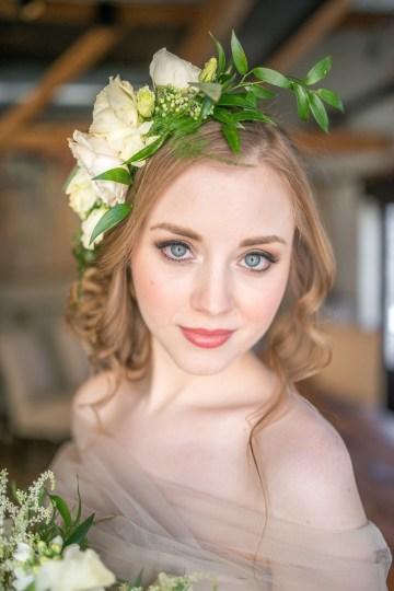 Gorgeous Buttercream & Ivory Wedding Inspiration | Anna + Mateo 18