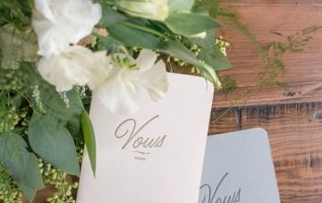 Gorgeous Buttercream & Ivory Wedding Inspiration | Anna + Mateo 2