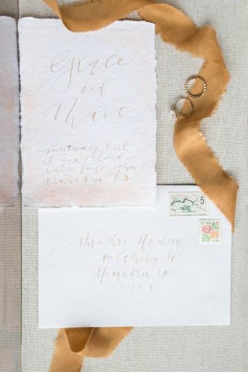 Gorgeous Buttercream & Ivory Wedding Inspiration | Anna + Mateo 24