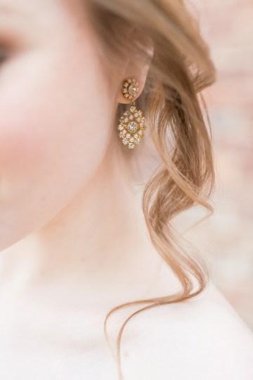Gorgeous Buttercream & Ivory Wedding Inspiration | Anna + Mateo 40