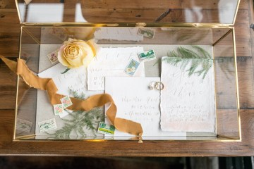 Gorgeous Buttercream & Ivory Wedding Inspiration | Anna + Mateo 43