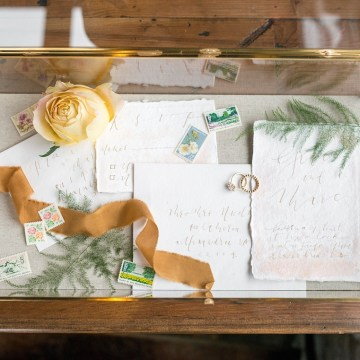 Gorgeous Buttercream & Ivory Wedding Inspiration | Anna + Mateo 43