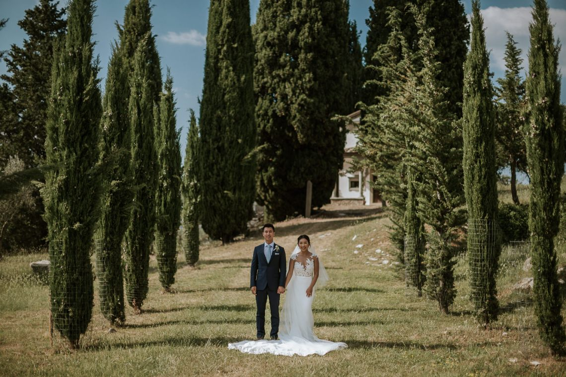 Intimate, Eucalyptus Filled, Destination Wedding in Italy | Alberto e Alessandra Photography 12