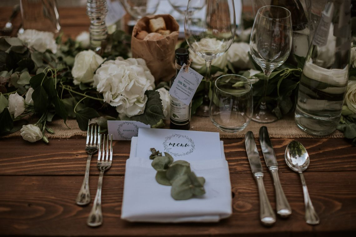 Intimate, Eucalyptus Filled, Destination Wedding in Italy | Alberto e Alessandra Photography 16