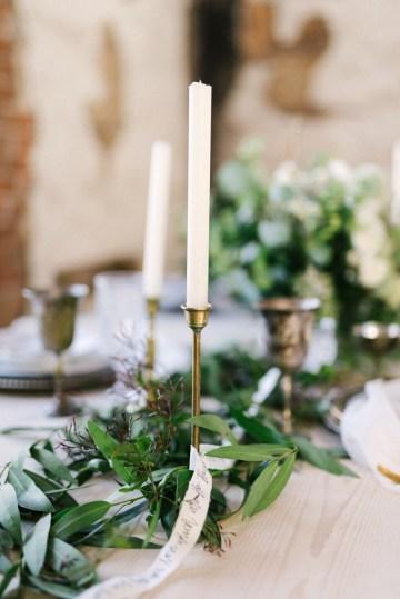 Luxurious Green & Gold Wedding Inspiration | Saje Photography 29