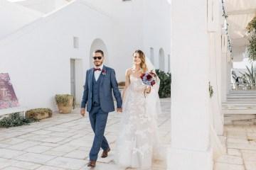 Modern & Stylish Destination Wedding In Italy   Stefano Stantucci 19