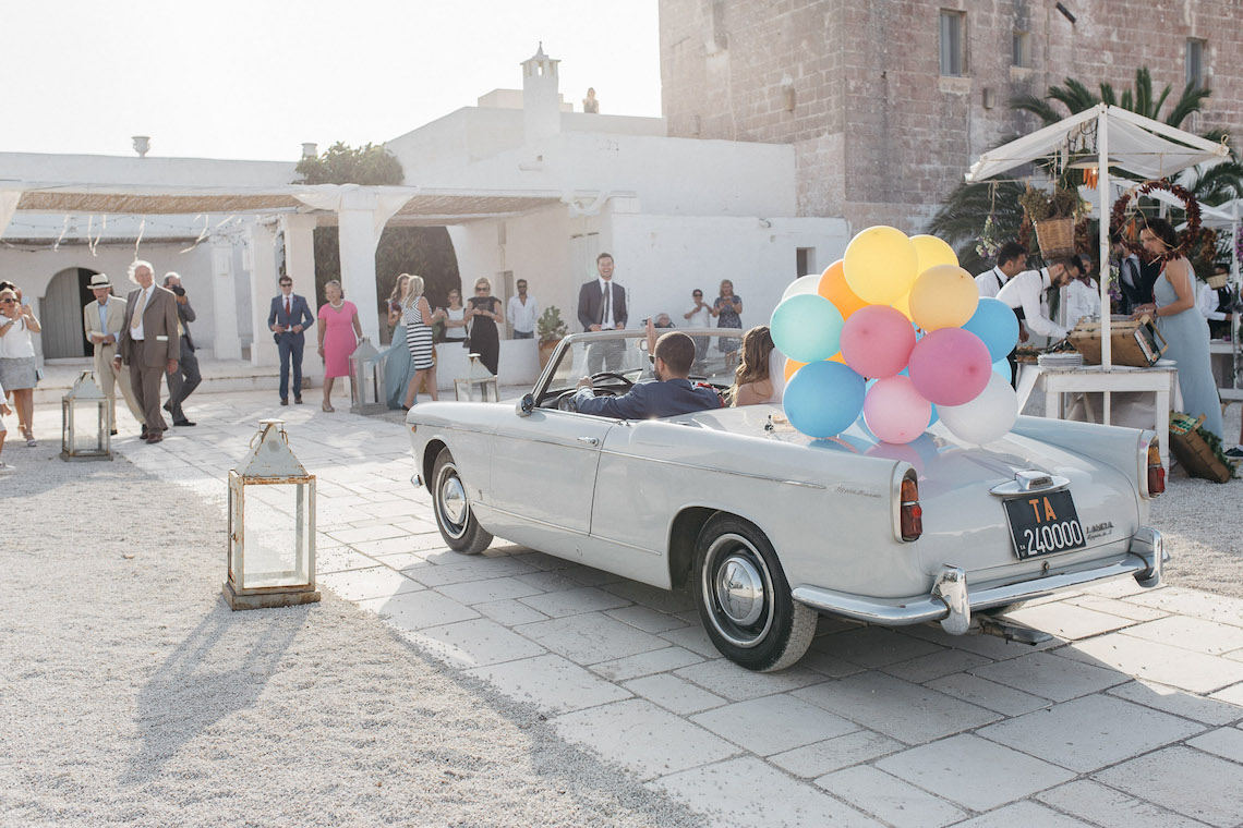 Modern & Stylish Destination Wedding In Italy | Stefano Stantucci 23