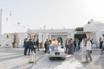 Modern & Stylish Destination Wedding In Italy   Stefano Stantucci 24