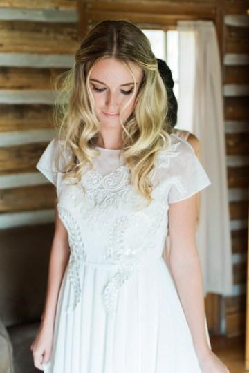Rustic Montana Ranch Wedding | Emily Blumberg Photography 18