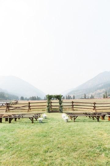 Rustic Montana Ranch Wedding | Emily Blumberg Photography 33
