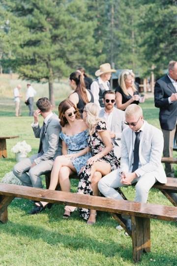 Rustic Montana Ranch Wedding | Emily Blumberg Photography 37
