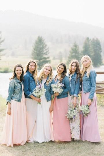 Rustic Montana Ranch Wedding | Emily Blumberg Photography 48