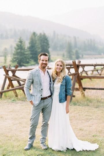 Rustic Montana Ranch Wedding | Emily Blumberg Photography 60