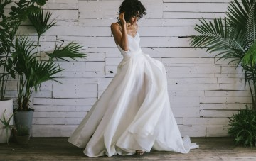 Wedding Dress 101: What Fabric Is Your Dress Made Of?